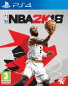 NBA 2K18, PS4