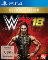 WWE 2K18 - Deluxe Edition, PS4
