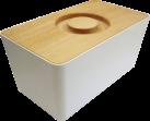 Joseph Joseph Boîte à pain, blanc