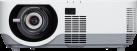 NEC P502H - Beamer - Native Auflösung 1920 x 1080 - Weiss