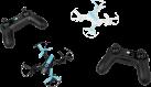 Arcade DUEL Battle Drones - Drohne - Flugzeit 6 min - Schwarz/Weiss