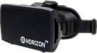 Horizon Virtual Reality Headset - Für Smartphones - Schwarz