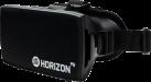 Arcade Horizon VR Pro - Lunettes VR - Avec Casque Audio - Noir