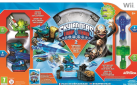 Skylanders Trap Team Starter Pack, Wii, französisch