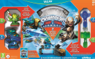 Skylanders Trap Team Starter Pack, Wii U, französisch