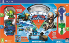 Skylanders Trap Team Starter Pack, PS4, tedesco/inglese
