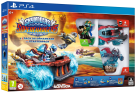 Skylanders SuperChargers Starter Pack, PS4 [Versione francese]