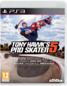 Tony Hawk's Pro Skater 5, PS3