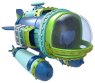 Skylanders SuperChargers Single Vehicle Dive Bomber