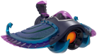 Skylanders SuperChargers Single Vehicle Sea Shadow