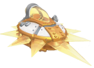 Skylanders SuperChargers Single Vehicle Sun Runner