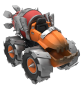 Skylanders SuperChargers Single Vehicle Thump Truck
