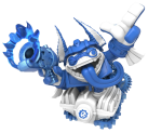 Skylanders SuperChargers Einzelfigur Power Blue Trigger Happy