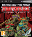 Teenage Mutant Ninja Turtles: Des Mutants à Manhattan, PS3 [Versione francese]