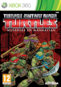 Teenage Mutant Ninja Turtles: Mutanten in Manhattan, Xbox 360