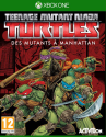 Teenage Mutant Ninja Turtles: Des Mutants à Manhattan, Xbox One [Französische Version]