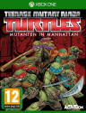 Teenage Mutant Ninja Turtles: Mutanten in Manhattan, Xbox One [Versione tedesca]