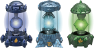 Skylanders Imaginators Crystals Pack 1 (Water, Air, Life)