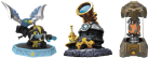 Skylanders Imaginators Adventure Pack 1 (Airstrike, Earth, Observatory)