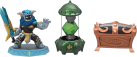 Adventure Pack (Wild Storm,Life1H,Trea.Ch.) für Skylanders Imaginators