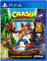 Crash Bandicoot - N` Sane Trilogy, PS4