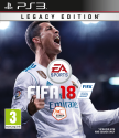 FIFA 18 Legacy Edition, PS3, multilingue
