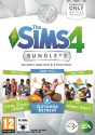 Die Sims 4 - Bundle 2, PC/MAC, multilingual