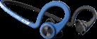PLANTRONICS BackBeat FIT - In-Ear Sportheadset - Bluetooth - Dunkelblau