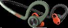 PLANTRONICS BackBeat FIT - In-Ear Sportheadset - Bluetooth - Dunkelgrün