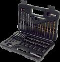 BLACK & DECKER A7188 - Bohrer- und Schrauberbitset - 50 Teile - Schwarz