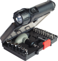 BLACK & DECKER A7224 - Set SOS - 30 pezzi - Nero