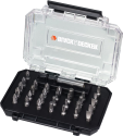 BLACK & DECKER A7201 - Bit-Set - 31 Teile - Schwarz