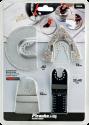 BLACK & DECKER X26160 - Fliessen-Set Multifunktionswerkzeug