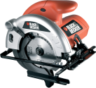 BLACK & DECKER CD601 - Handkreissäge - 1100 Watt - Orange