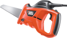 BLACK & DECKER KS880EC - Elektro-Handsäge - 400 Watt - Orange/Schwarz