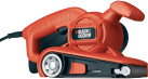 BLACK & DECKER KA86 - Bandschleifer - 720 Watt - Orange