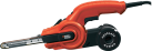 BLACK & DECKER KA900E - Powerfeile - Cyclonic-Action-Staubabsaugung - Orange/Schwarz