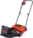 BLACK & DECKER GD300 - Aérateur/Démousseur - 600 watts - orange/noir