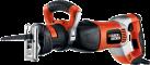 BLACK & DECKER RS1050EK - Sega a gattuccio - 1050 watt - arancione/nero