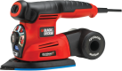 BLACK & DECKER KA280K - Multilevigatrice - 4-in-1 - arancione/nero