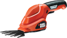 BLACK & DECKER GSL200 - Akku-Grasschere - 3.6 V - Orange