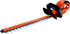 BLACK & DECKER GT5050 - Taille-haies - 50 cm - Orange
