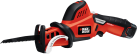 BLACK & DECKER GKC108 - Scie élagueuse - 10.8 volt - orange/noir