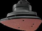 BLACK & DECKER MTSA2 - Schleifer - Schleifgeschwindigkeit: 0-7500 min/-1 - Schwarz