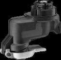 BLACK & DECKER MTOS4 - Oscillant tête - Vitesse de perçage: 0-16,300 t/min - Noir