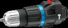 BLACK & DECKER MTHD5 - Schlagbohrschrauber-Kopf - Bohrgeschwindigkeit: 420/1250 min/-1 - Schwarz