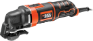 BLACK & DECKER MT300KA - Outil oscillatoire - 300 watts - noir/orange