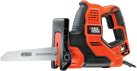 BLACK & DECKER RS890K SCORPION - Scie à main - 500 watts - orange/noir