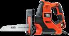 BLACK & DECKER RS890K SCORPION - Universalsäge - 500 Watt - Orange/Schwarz
