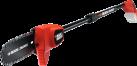 BLACK & DECKER GPC1820LB - Potatore - 18 volt - arancione/nero